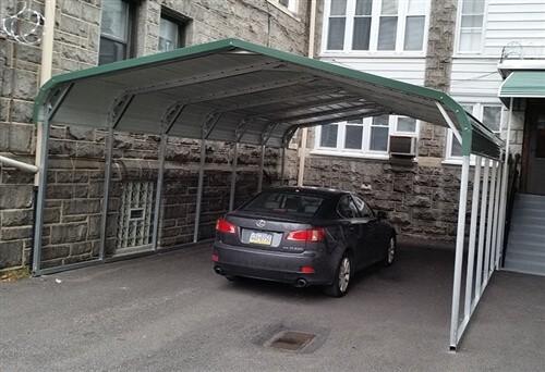 18x30 regular metal carport