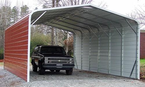 24x30 regular metal carports