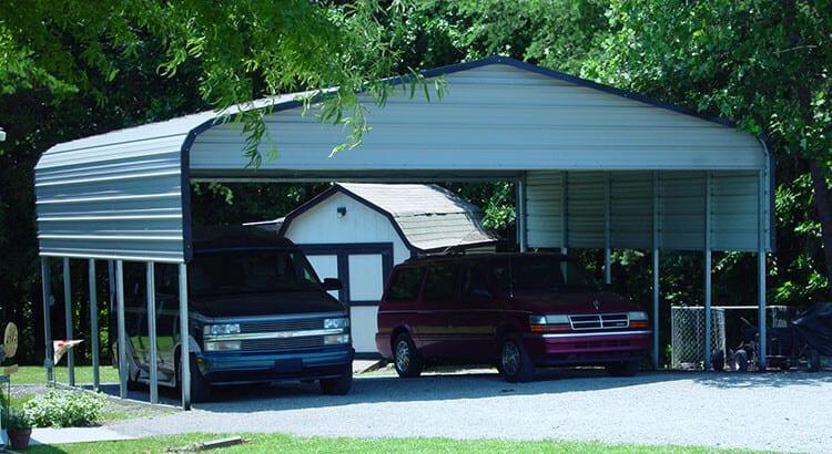 30x30 regular carport