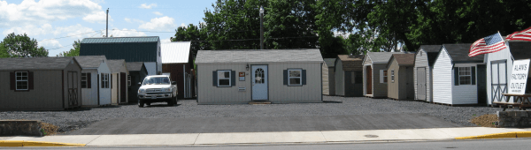 Storage Shed Needs Made Easy