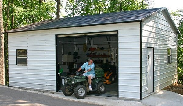 metal garages fl